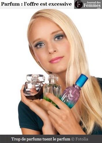 Trop de parfums ou pas parfumista - Le journale des femmes ...