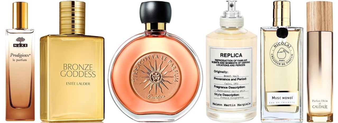 parfum plage