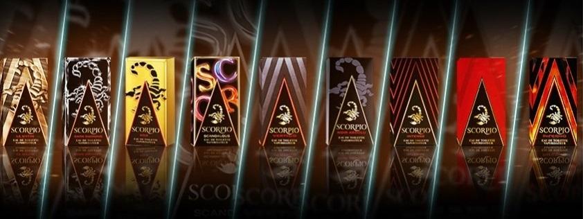 On a testé pour vous : les parfums Scorpio | Parfumista