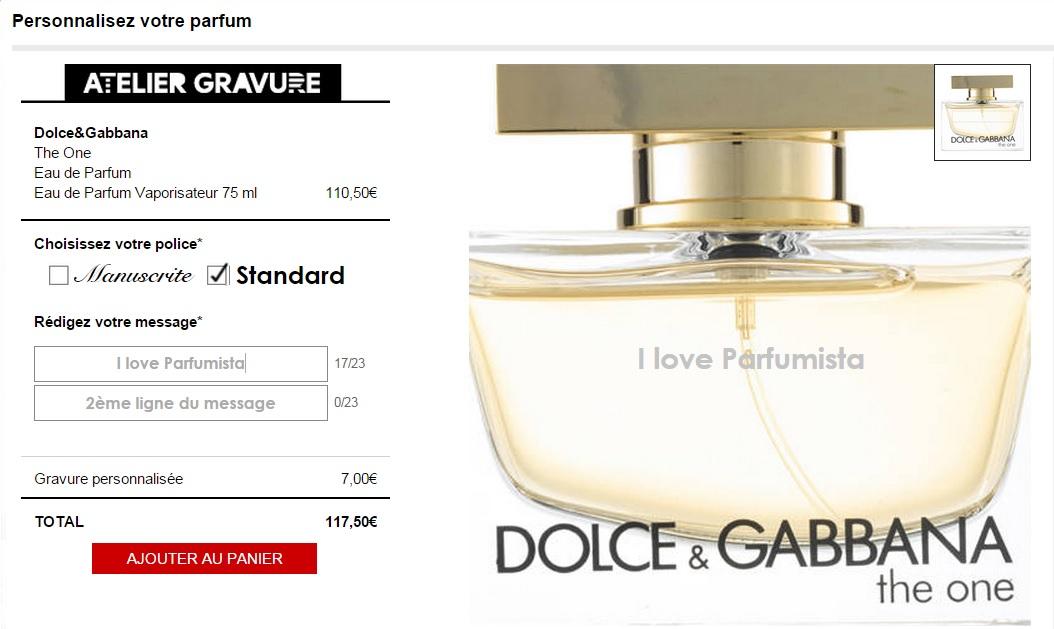 Personnalisez Votre Flacon De Parfum Avec Sephora Parfumista