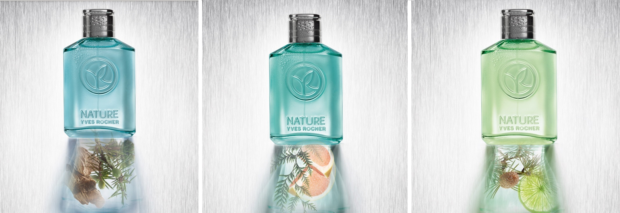 Nature Dyves Rocher Nouveau Trio Masculin Parfumista