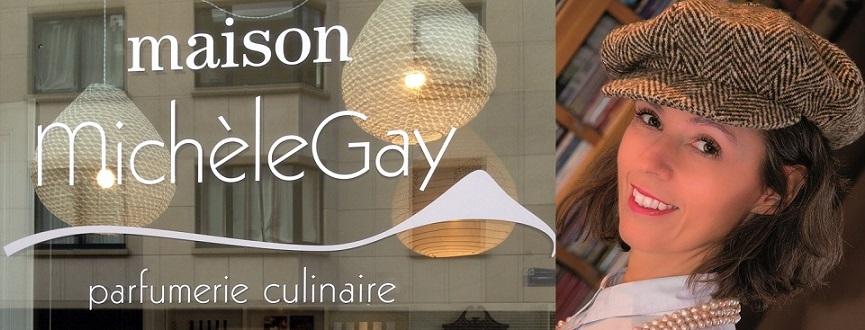 bandeau maison michèle gay parfumerie culinaire