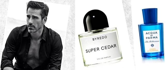 Sélection parfumée masculine