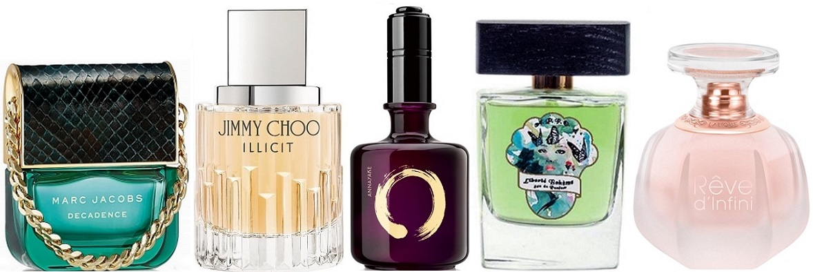 parfums a la rose parfumista