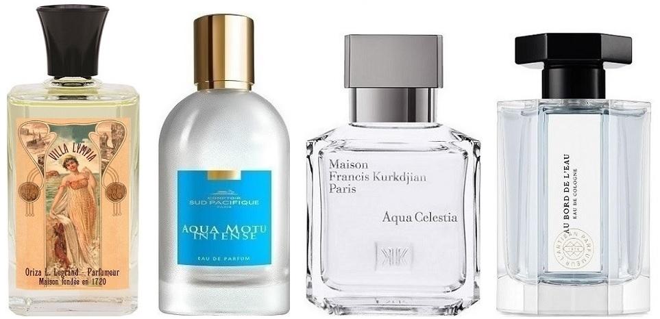 parfums nouvelle vague aquatique