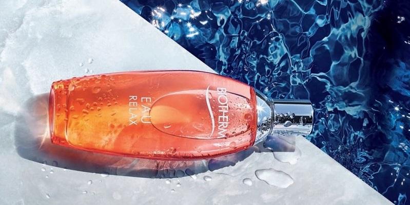 eau relax en situation_biotherm
