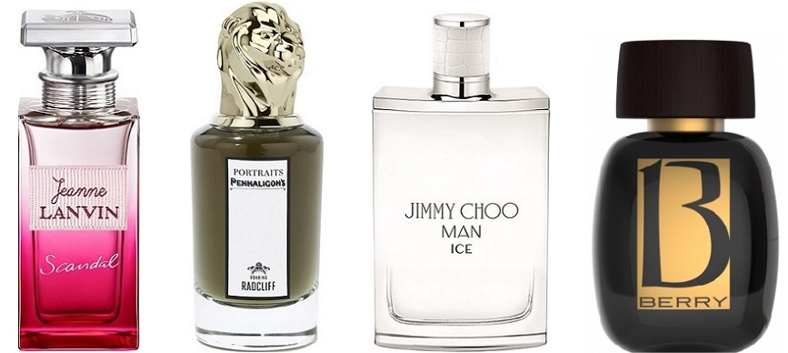 jeanne lanvin scandal roaring radcliff penhaligons jimmy choo man ice conquerante parfums berry
