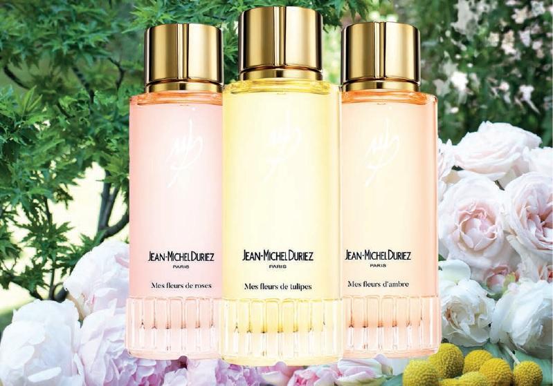 Après 7 premiers parfums, Jean-Michel Duriez lance « Paris en mai », une collection plus florale. A découvrir : Mes fleurs de roses, Mes fleurs de tulipes et notre chouchou : Mes fleurs d'ambre.
