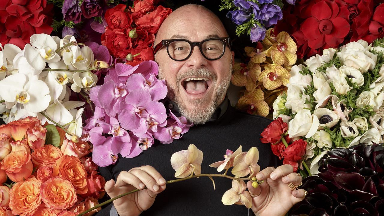 Les hommes aussi aiment les fleurs