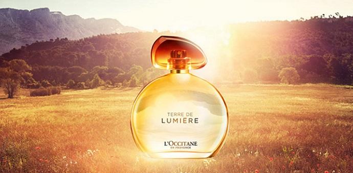 Des parfums très lumineux
