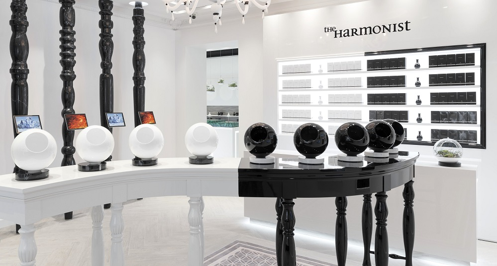 the harmonist boutique paris