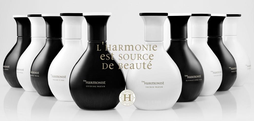 the harmonist slogan
