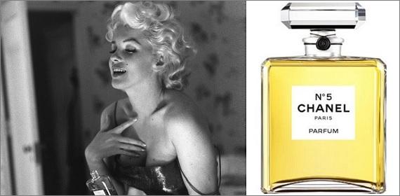 L'Histoire du parfum depuis 1900