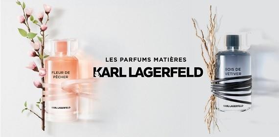 Karl Lagerfeld essaie la niche