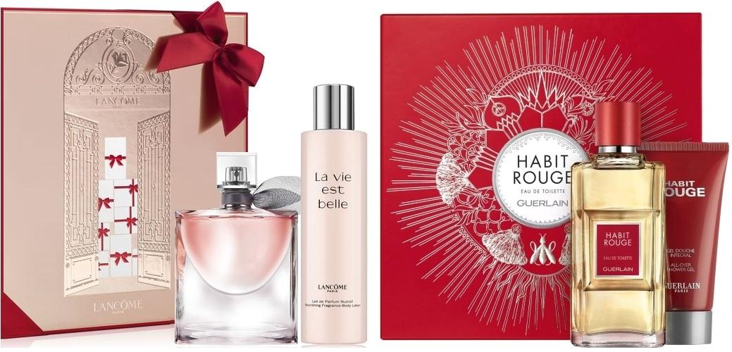 coffrets cadeaux parfums