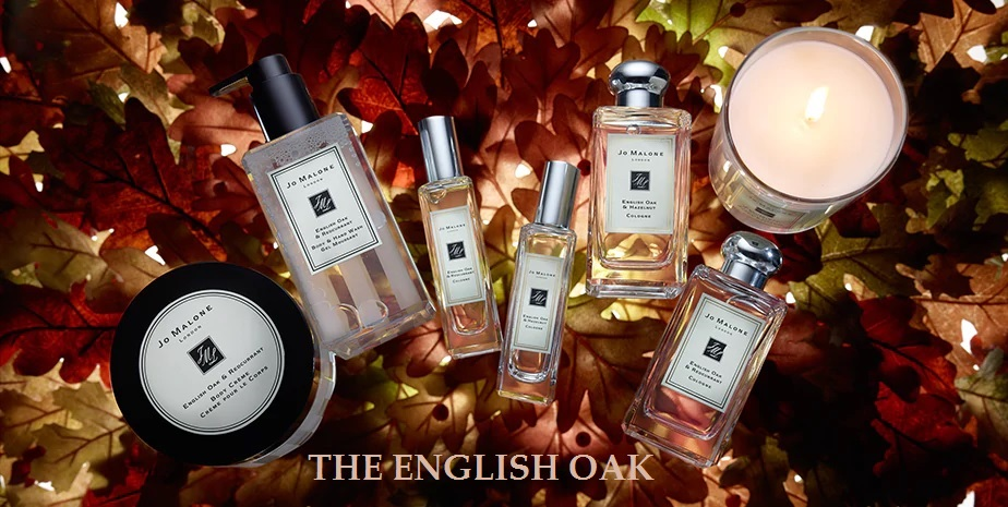 collection english oak jo malone