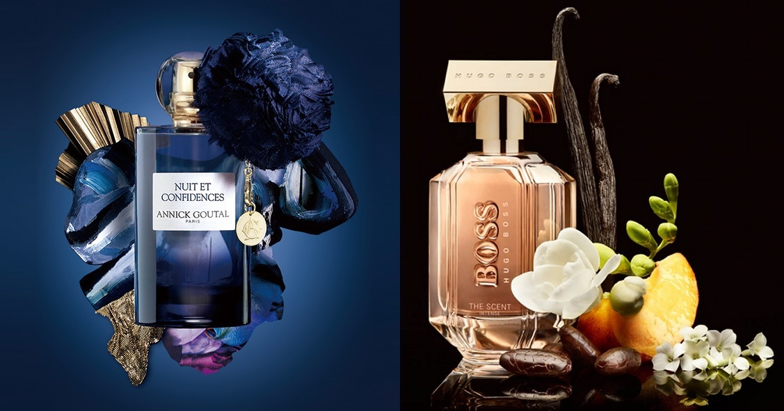 nuit et confidences goutal, boss the secent intense