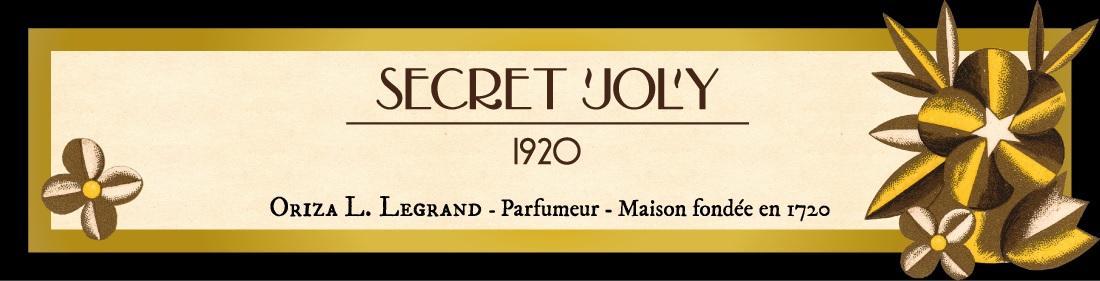 pub Oriza Legrand bandeau Parfumista