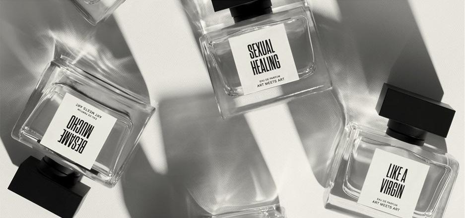 art meets art parfums musique