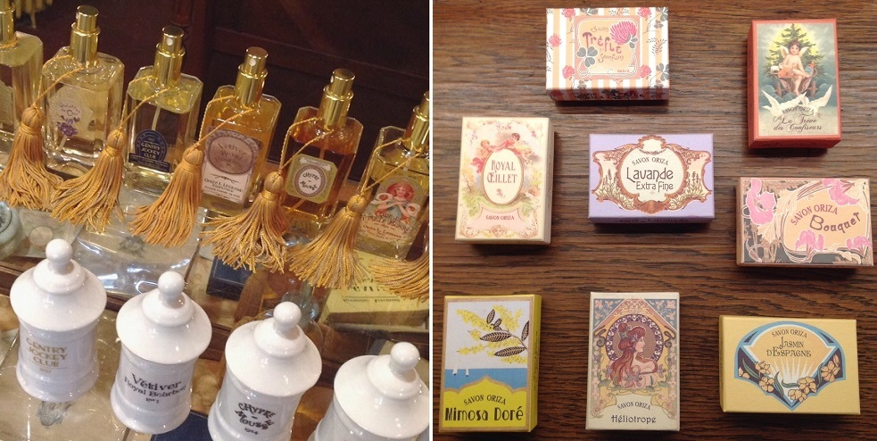 oriza legrand parfums et savons