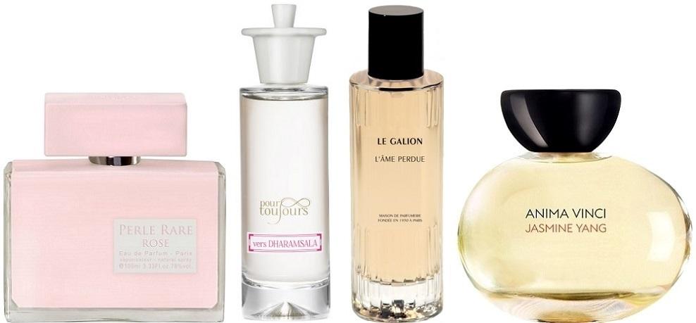 parfums de niche fleuris