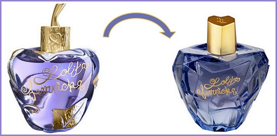 Lolita Lempicka a changé de flacon… et de parfum ?