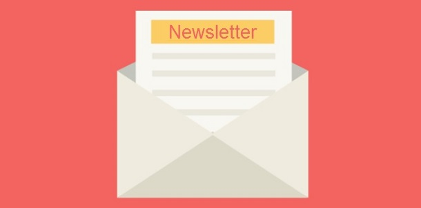 Newsletter mensuelle