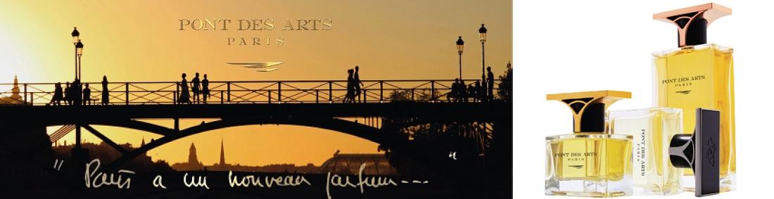 banniere pont des arts