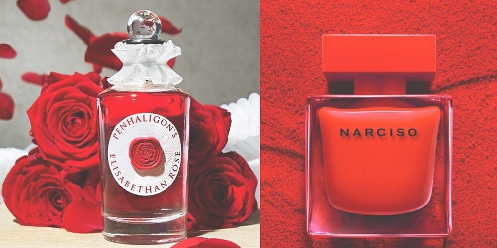 elisabethan rose penhaligon s narciso rodriguez rouge