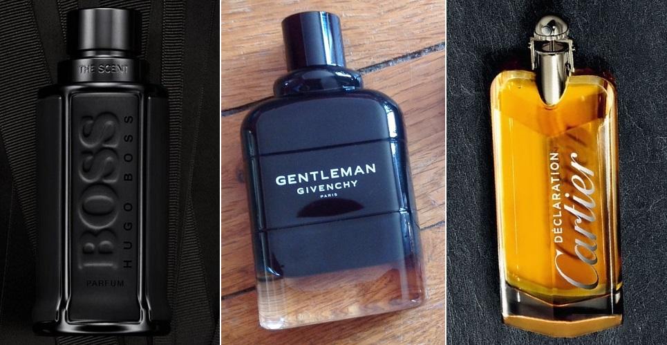 boss cartier givenchy eau de parfum