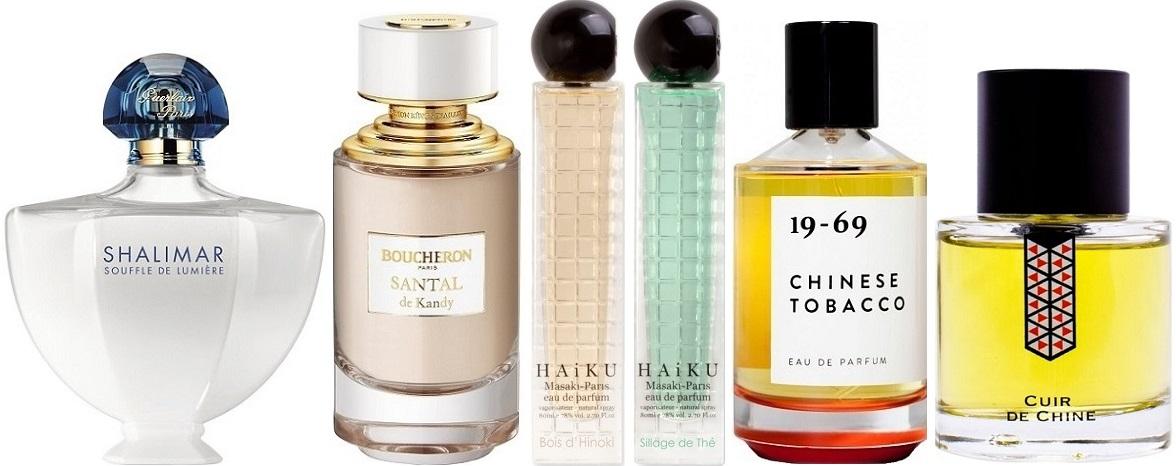 parfums asie 2018