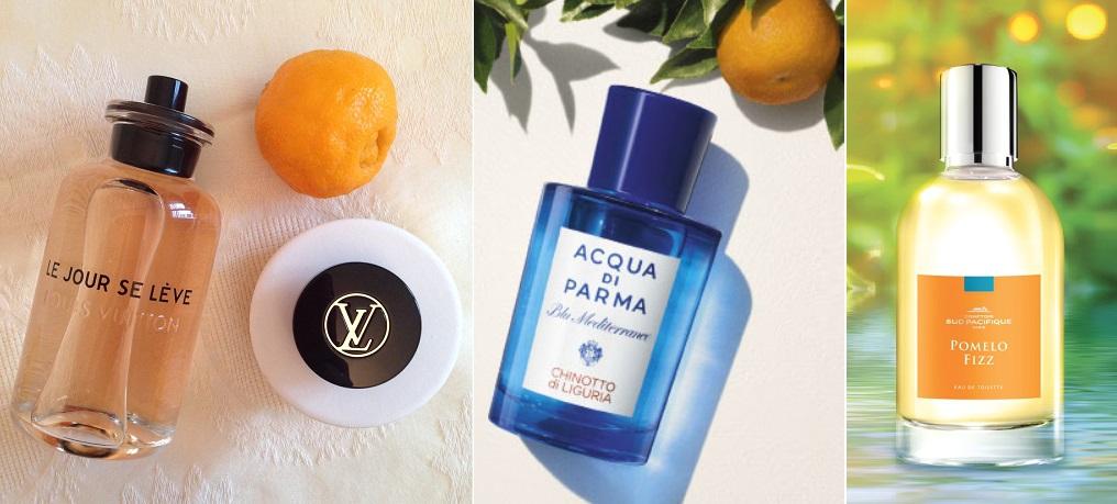 parfums mandarine