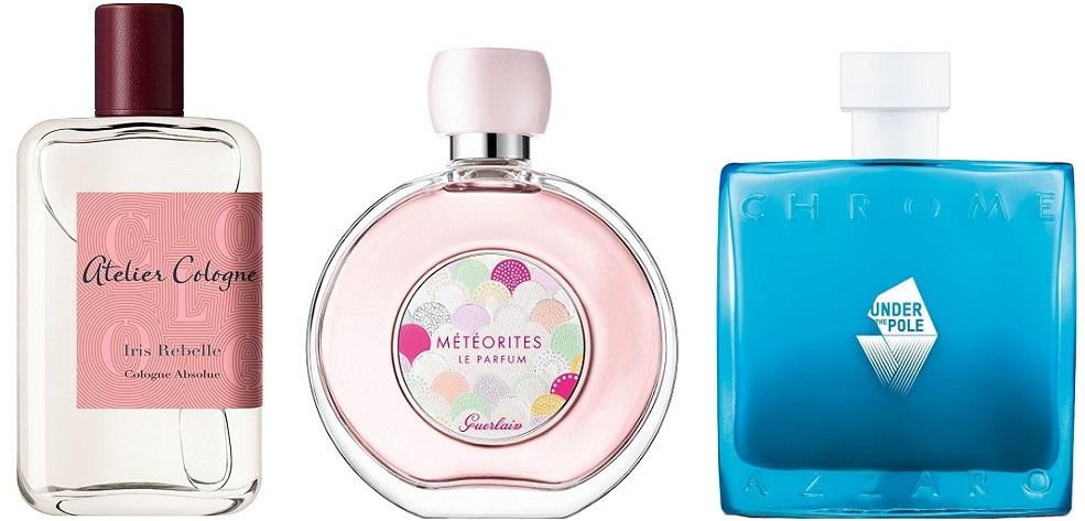 Atelier Cologne, Guerlain, Azzaro, Rituals   cinq parfums pour se ... 6d43f2f7977
