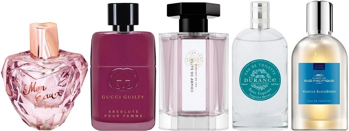 mure et parfums selection parfumista