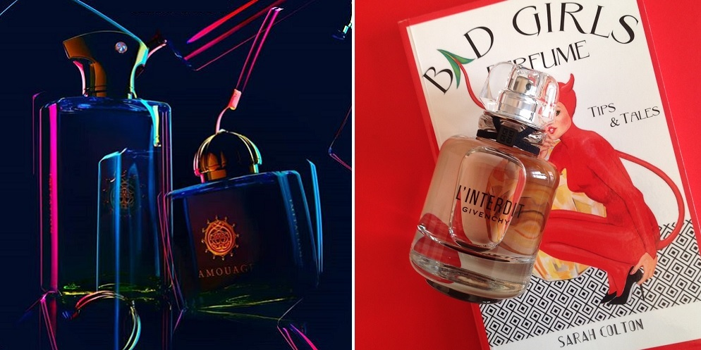 Linterdit Chypre Mojo Mon Evidence Sniff Test Parfumista