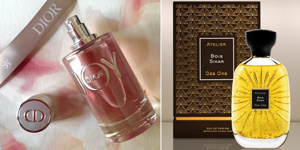 Joy De Dior Chloé Nomade Sign Of Times Sniff Test Parfumista