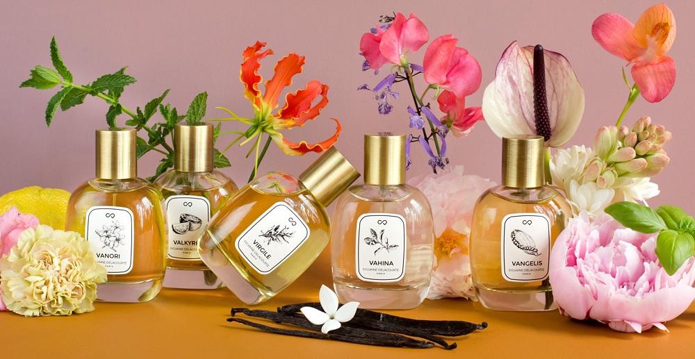 La Collection Vanille (Sylvaine Delavourte)
