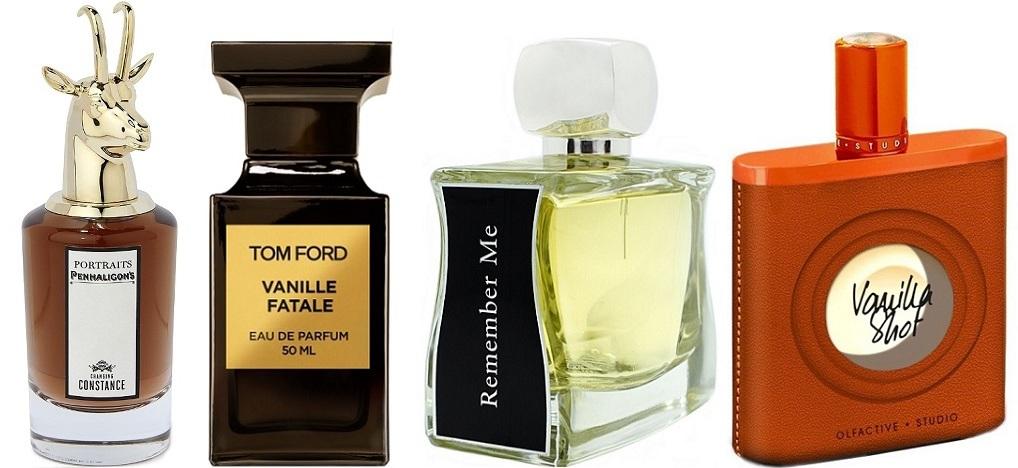 parfums vanille 2018