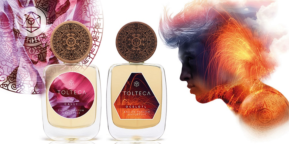 calli & oceloltl tolteca parfums