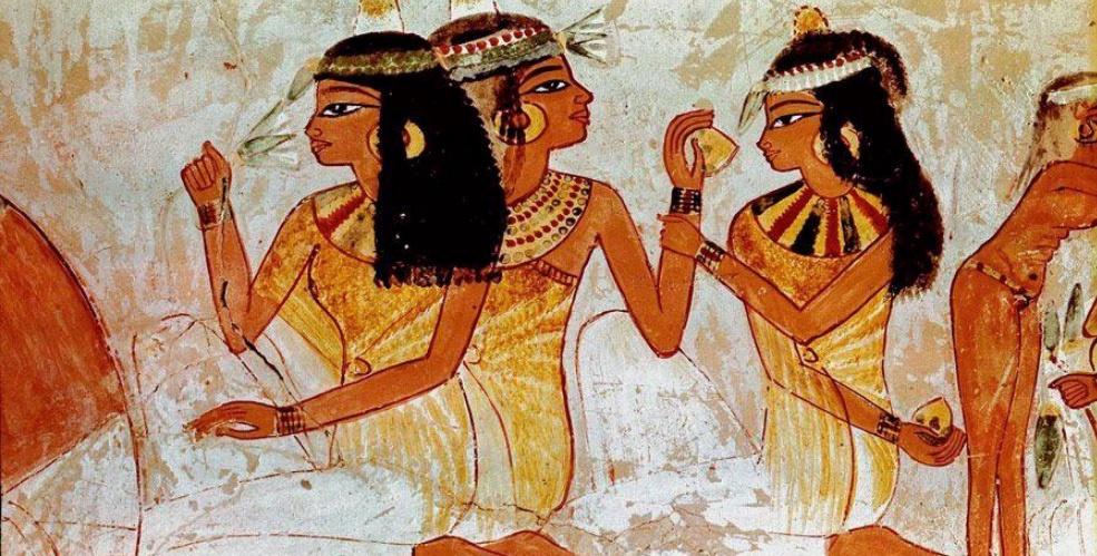 parfum antiquite kyphi