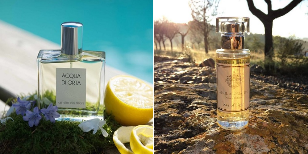acqua di orta aimee de mars & ray of light april aromatics