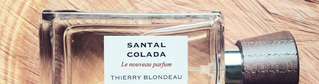 santal colada thierry blondeau