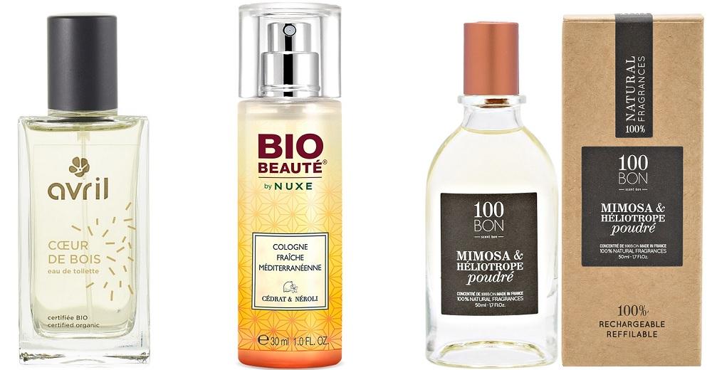 Tendance : les parfums naturels