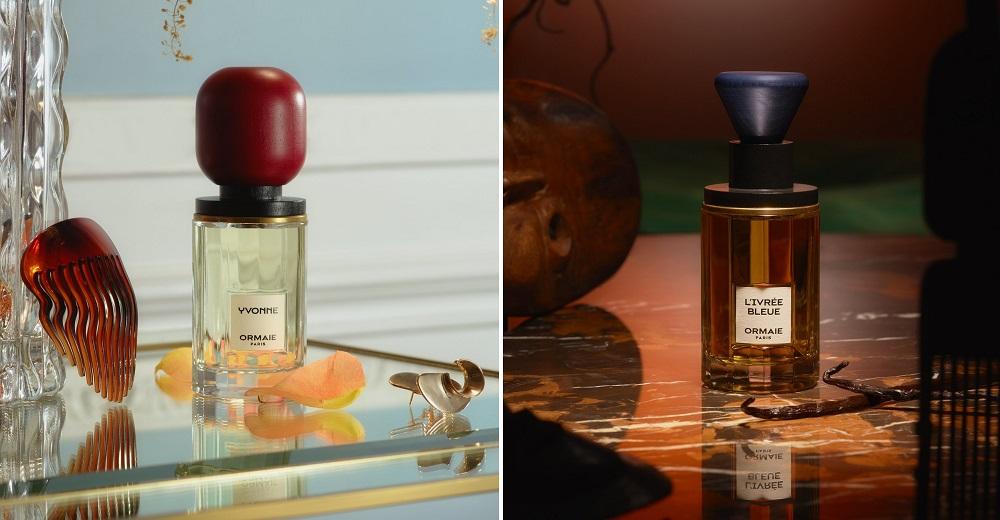 yvonne, l ivraie ormaie parfums