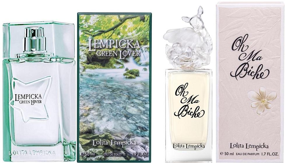 green lover & oh ma biche lolita lempicka