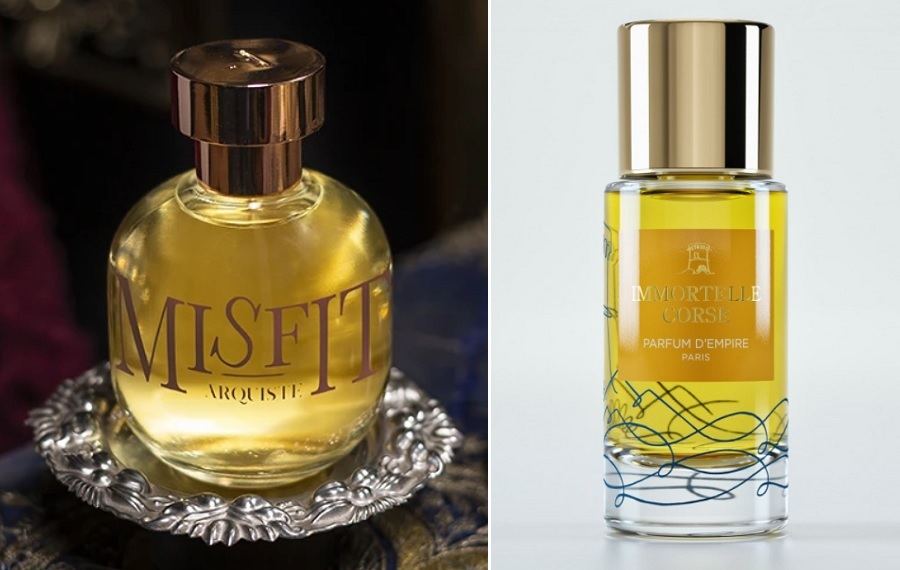 misfit arquiste immortelle corse parfum d empire