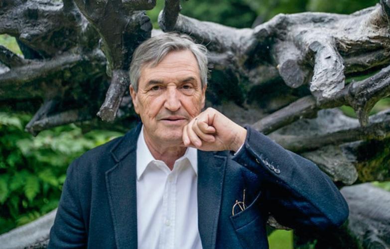 Jean-Claude Ellena et la niche