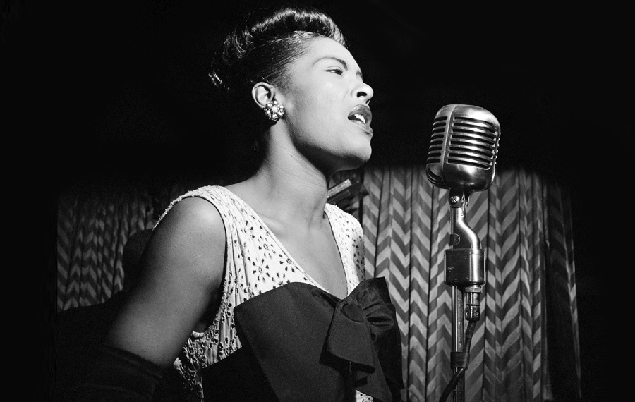 Billie Holiday en 1947
