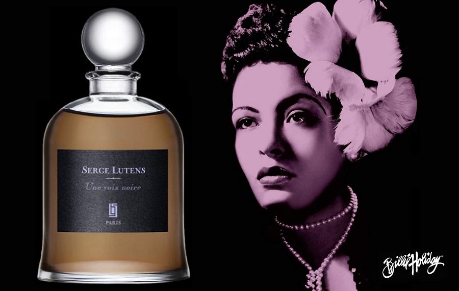 une voix noire billie holiday lutens parfumista