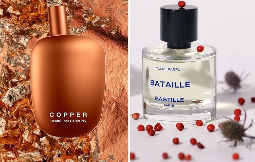 copper comme des garcons bataille bastille